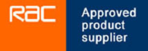 RAC Authorised Supplier
