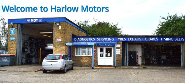 Welcome to Harlow Motors